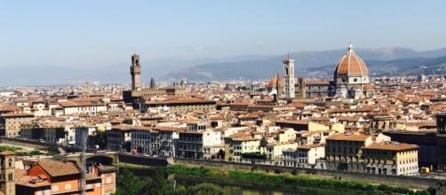 La città di Firenze © photo E.B.