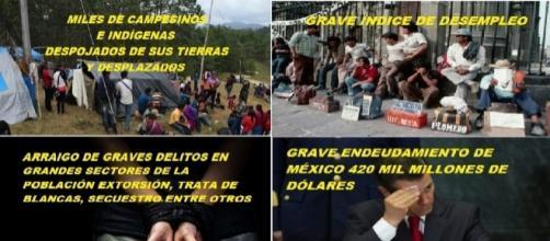 Los medios al servicio del gobierno de Peña Nieto, intentan desacreditar el proyecto de Nación de AMLO.