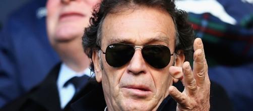 Massimo Cellino nuovo patron del Brescia