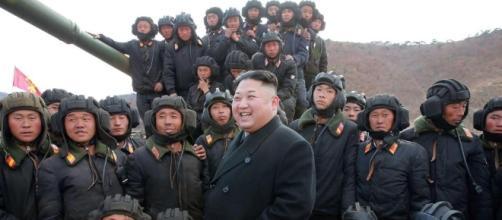 North Korea threatens to NUKE the US as Trump says Kim Jong Un is ... - thesun.co.uk