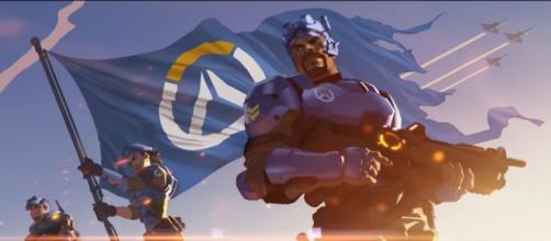 """One of the keys to being successful in """"Overwatch"""" Competitive Play is being a great team player (via YouTube/PlayOverwatch)"""