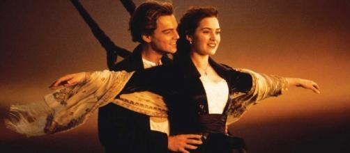 Os famosos DiCaprio e Kate de ''Titanic'' estão apaixonados