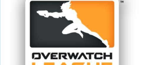 Overwatch League Logo - Blizzard Entertainment | Wikimedia