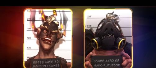 'Overwatch' Roadhog and Junkrat are getting some changes. (image source: YouTube/Checkpoint TV)
