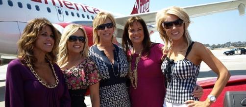 'Real Housewives of Orange County' stars Vicki Gunvalson, Shannon Beador feud/Gina Hughes via Wikimedia Commons