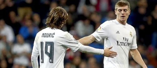 Real Madrid: Modric and Kroos, La Liga's best midfield pairing ... - marca.com