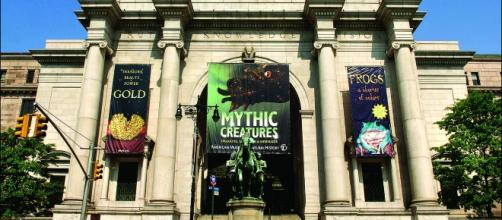 The American Museum of Natural History houses largest dinosaur remains | Smart Destinations | Wikimedia