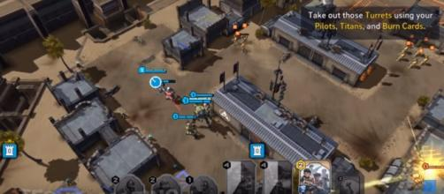 'Titanfall: Assault' is now available for Android and iOS. Photo via Techzamazing/YouTube