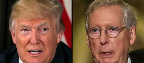 Trump calls out McConnell on health care after 'excessive ... - politiciandirect.com
