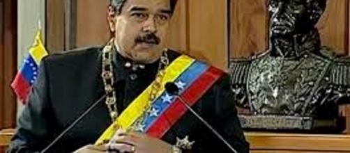 Venezuelan President Nicolas Maduro/https://en.wikipedia.org/wiki/Nicol%C3%A1s_Maduro