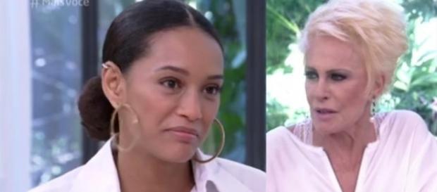 Ana Maria Braga anda às turras com atriz Taís Araújo