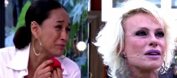 Ana Maria Braga manda indireta para Taís Araújo em seu programa