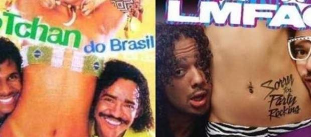 Brasil exporta mais do que apenas memes da Gretchen. Foto: Reprodução/Facebook.