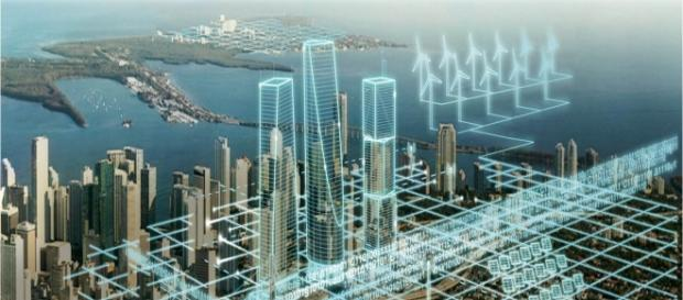 Building more infrastructure with smart cities: image source - Siemens