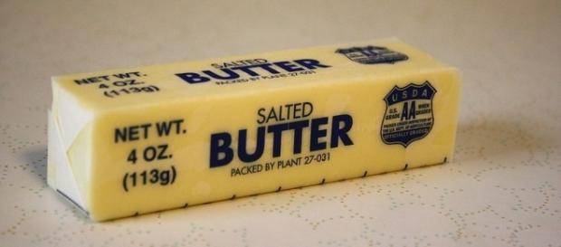 Butter product / Photo via photos-public-domain.com, Wikimedia Commons