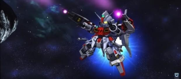 "Check out some simple tips to follow for ""SD Gundam G Generation Genesis"" - YouTube/PlayscopeTrailers"