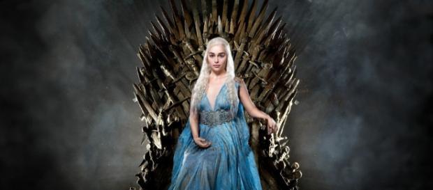 Will Daenerys occupy the Iron Throne? [Image via Flickr/Andrea Acuna]