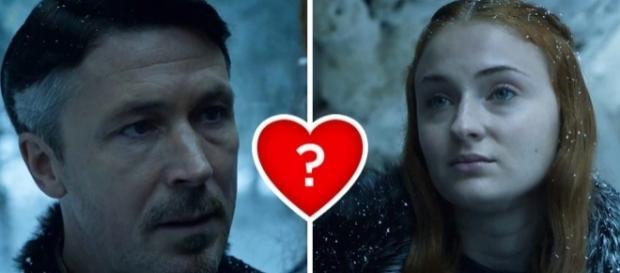 Game of Thrones : Sansa va-t-elle céder à Littlefinger ?