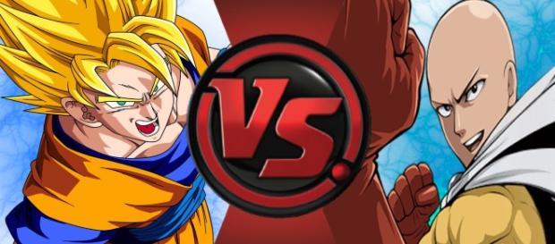 Goku vs Saitama: the most realistic analysis - AnimeRewind via YouTube