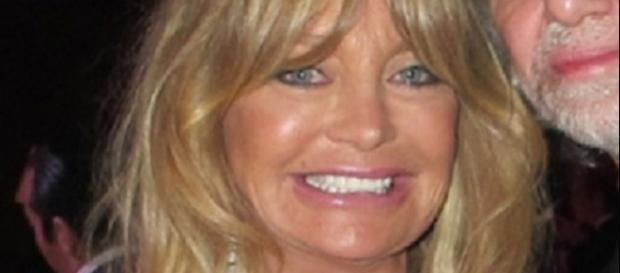Goldie Hawn prompts weight loss, plastic surgery speculation. Source Wikimedia Nadja Amireh