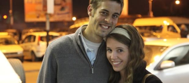 Jill Duggar and Derick Dillard are reportedly asking money to find ends meet. Photo by The Fame/YouTube Screenshot