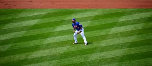 New York Mets activate Juan Lagares. [Image via Flickr/slgckgc]
