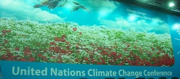 Poznan 2008 UN Climate Change Conference (credit – Cien – wikimediacommons)