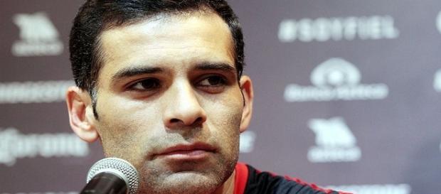 Rafa Márquez jugador de Atlas- Liga -MX