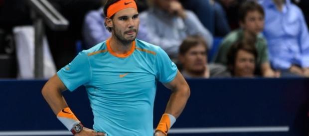 Rafael Nadal met un terme à sa saison après sa défaite face à ... - eurosport.fr