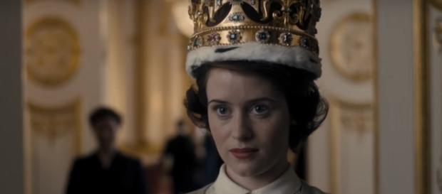 The Crown season 2/Claire Foy- (YouTube/Series Trailer MP)
