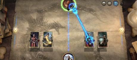 Heroes of Skyrim / Bethesda Official Youtube / Moving Screencap