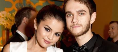 Os dois cantores namoraram durante vários meses