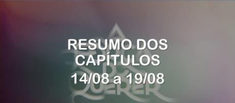 Resumo da novela 'A Força do Querer' de 14/08 a 19/08
