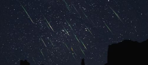 Chuva de meteoros poderá ser vista neste final de semana