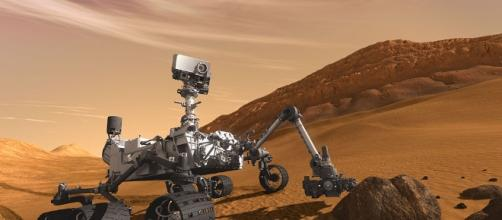 Curiosity Rover in Mars | NASA | Wikimedia