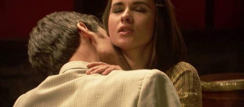 Il Segreto, anticipazioni Spagna: Aquilino tenta di violentare Beatriz