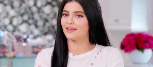 Kylie Jenner--Image via YouTube/E! Entertainment