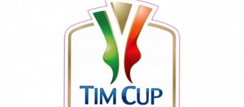 Lo stemma ufficiale della Tim Cup