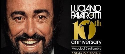 Luciano Pavarotti: serata in suo onore su Rai 1