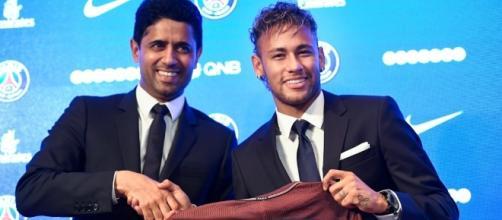 Neymar au PSG: « La clause, c'est nous », confirme Al Khelaifi - bfmtv.com