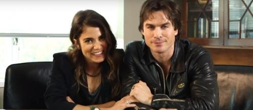 Nikki Reed and Ian Somerhalder welcome their first child. (YouTube/WHOSAY)