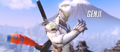 ''Overwatch' hero Genji leads in play time for Quick Play - YouTube/GameSpot