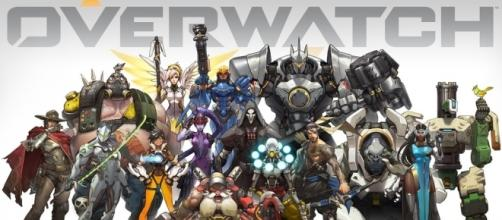 Photo of 'Overwatch' characters by BagoGames via Flickr.