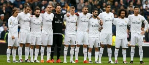 Plantel estelar del Real Madrid 2017