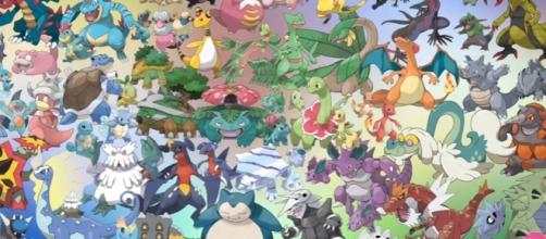 Pokémon Egg Groups: Monster Group - Tom Salazar | YouTube