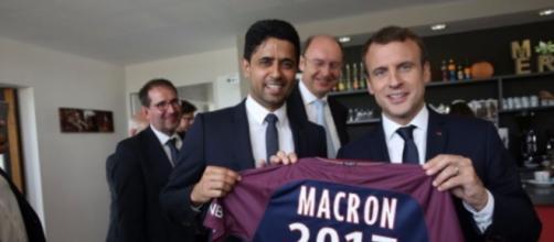 """Pourquoi Emmanuel Macron a-t-il été """"infidèle"""" l'OM, son club de ... - closermag.fr"""