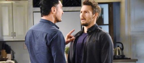 Soaps.com. Bill and Liam. The Bold and the Beautiful.