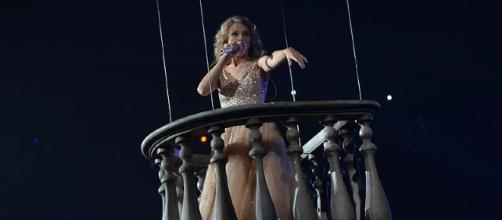 Taylor Swift / Photo via dephisticate, Wikimedia Commons