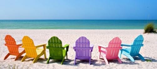 Uno dei modi preferiti dagli italiani per trascorrere un Ferragosto di relax: mare!