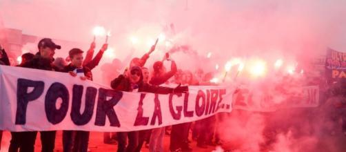 VIDEOS. Choc OM-PSG : les ultras parisiens font monter la pression ... - leparisien.fr